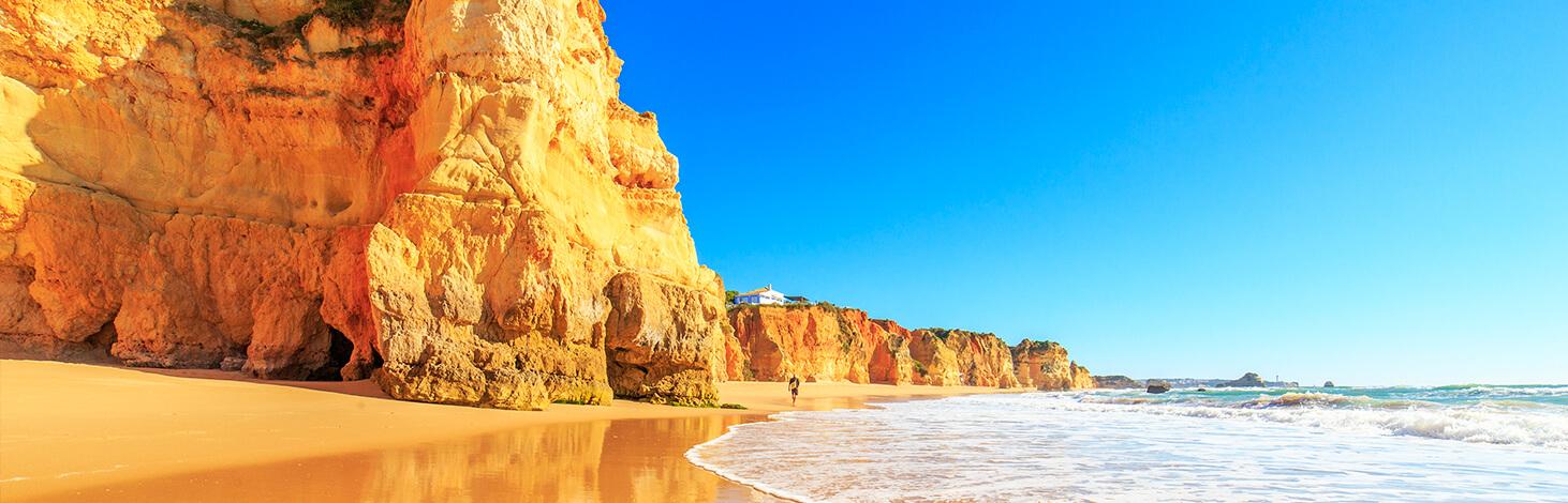 Strandbestemmingen - Portugal