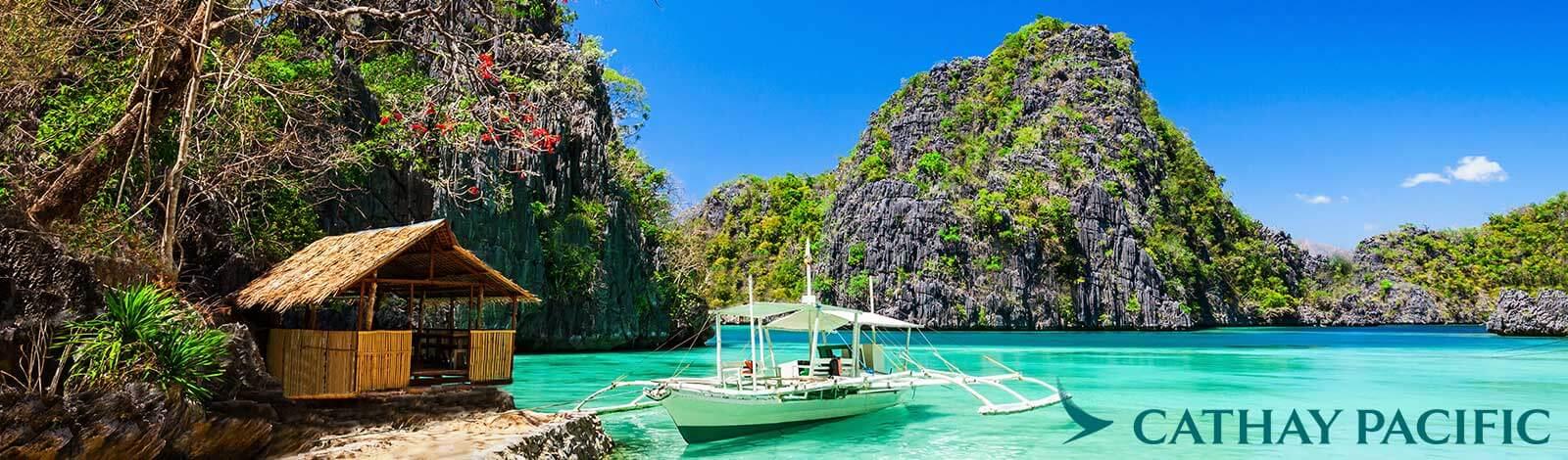 Cathay Pacific Filipijnen okt