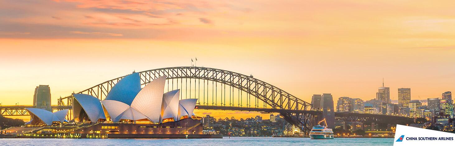 China Southern - Sydney