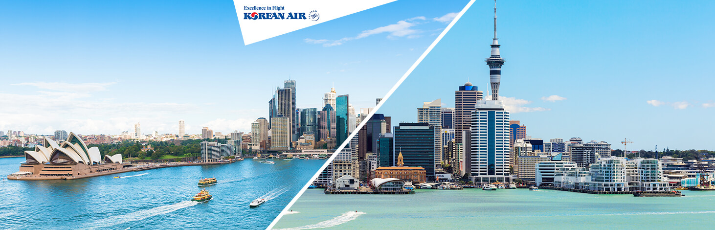 Korean Air - Seoul