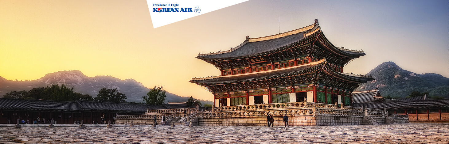 Korean Air - Seoul