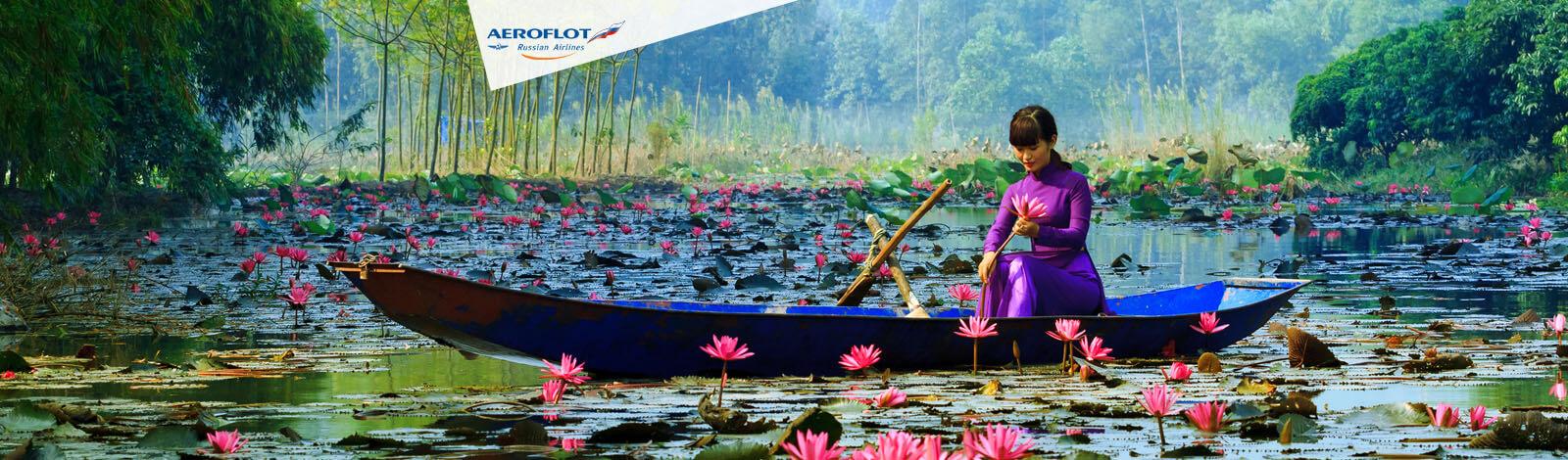 Aeroflot - Hanoi