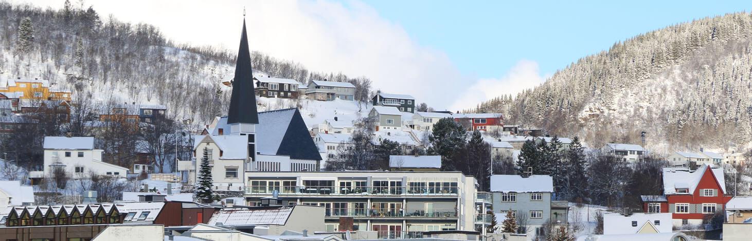 Best noorwegen harstad