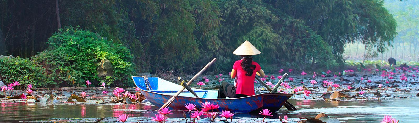 Verre Reizen - Vietnam